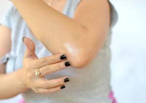 локти шершавые и темные причины лечение