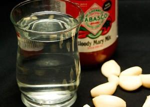 настойка из чеснока для чистки сосудов тибетский рецепт
