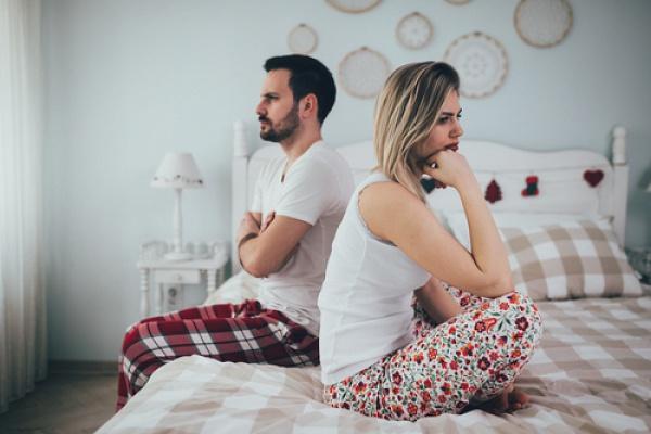Муж предложил развестись беременной 74