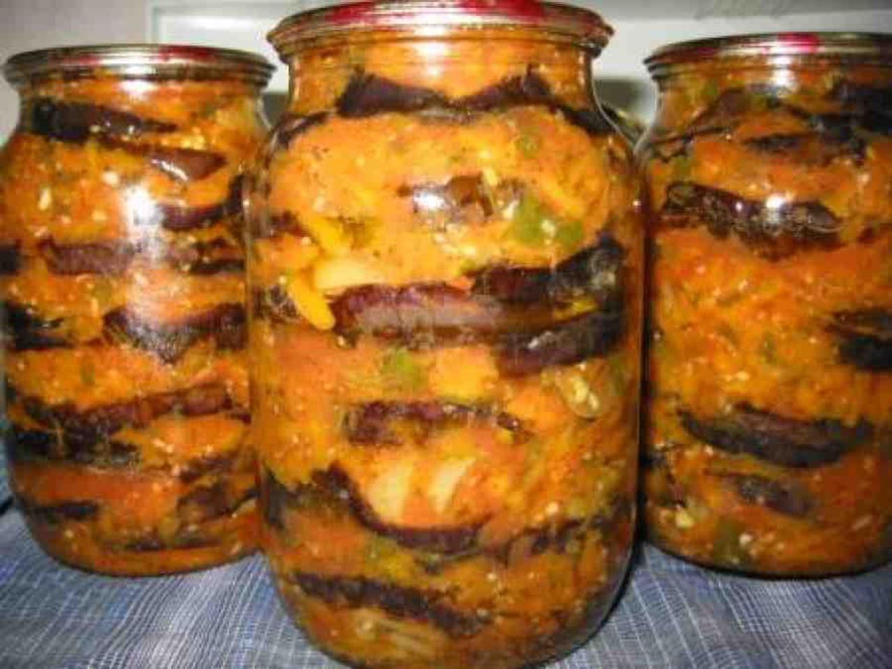 Консервирование на зиму салаты рецепты с простые и вкусные