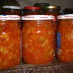 как приготовить лечо из кабачков на зиму