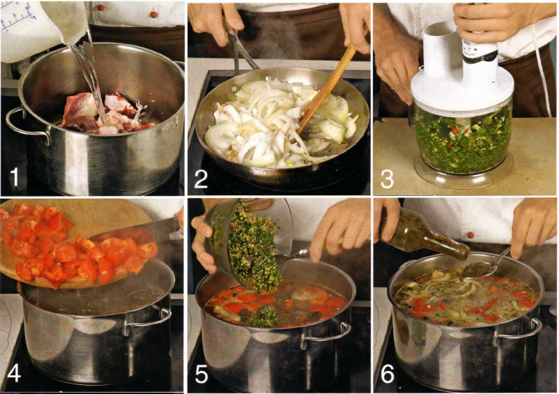 суп харчо простой рецепт приготовления в домашних