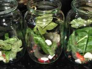маринад для огурцов рецепт на 1 литр воды с уксусом 70