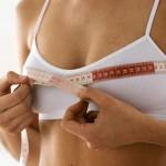 как увеличить грудь девушке дома учебное фото